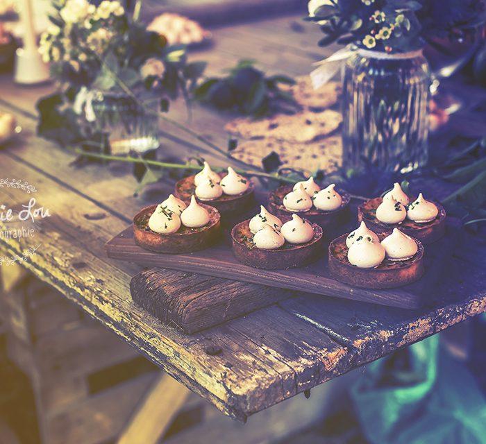Quand tout est cool dans un mariage, des époux aux desserts !
