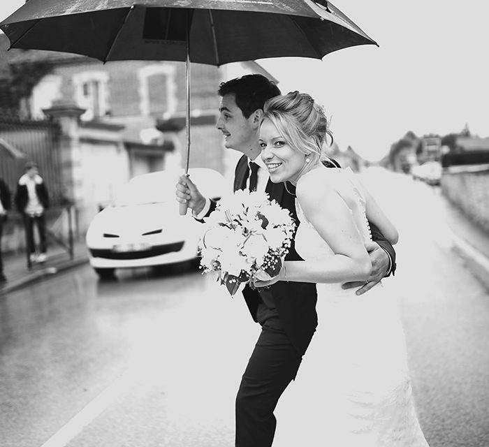 Le mariage d'Alice et Marc