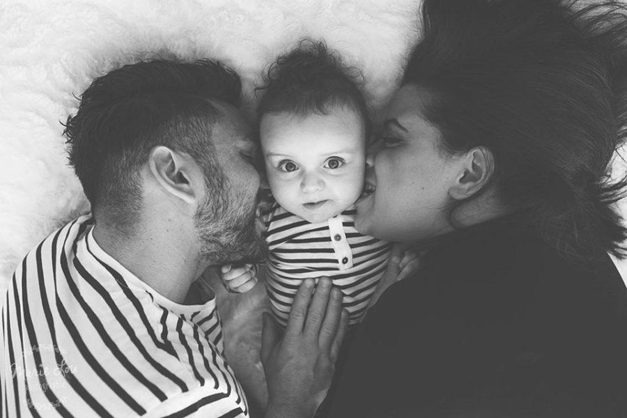 Reportage bébé avec de Zakaria