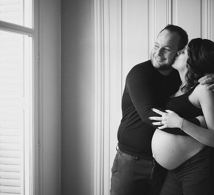 La séance grossesse de Sahar & Alexandre