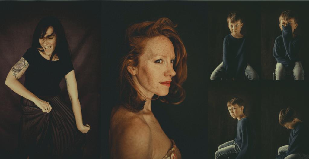 Photographe portraitiste à Troyes (Aube) en studio